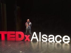 J'ai été coach au TEDx Alsace